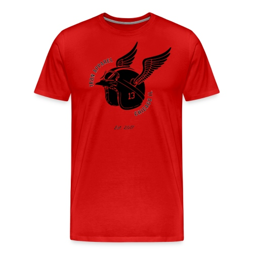 Lucky 13 - Men's Premium T-Shirt
