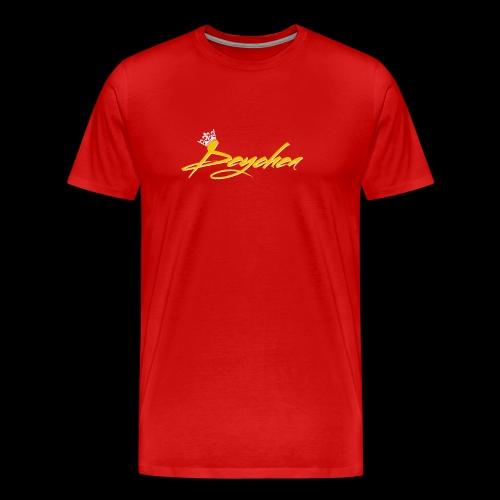 Deychea (White) - Men's Premium T-Shirt