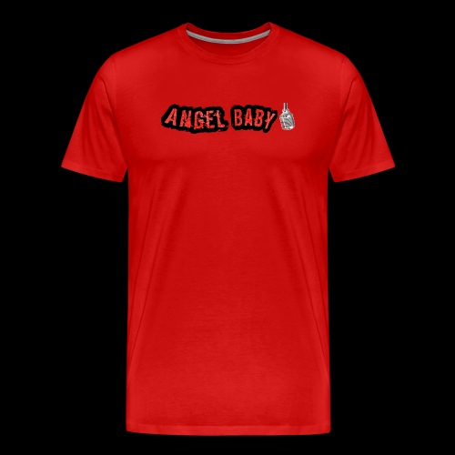 AngelBabyMusic Logo - Men's Premium T-Shirt