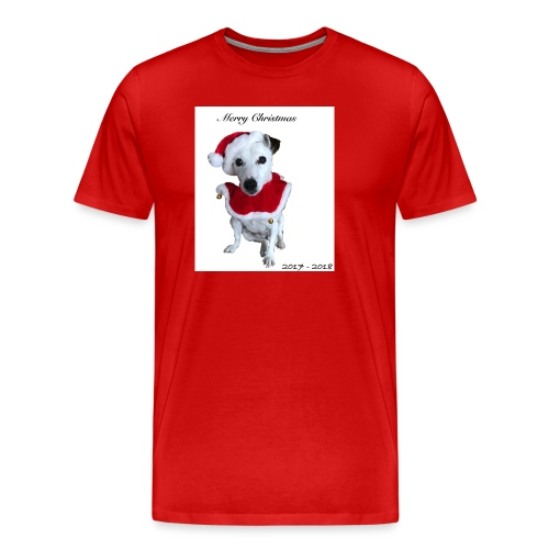 Merry Christmas 2017-2018 [LIMITED EDITION] - Men's Premium T-Shirt