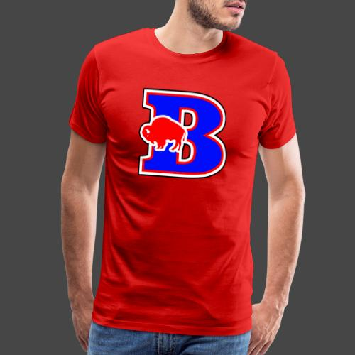 B BUFFALO - Men's Premium T-Shirt