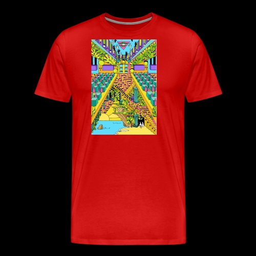 DMT Trip - Men's Premium T-Shirt