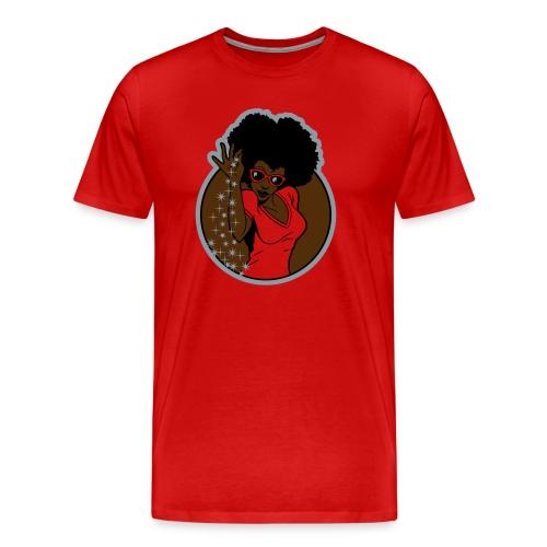 BLACK GIRL MAGIC BAE - Men's Premium T-Shirt