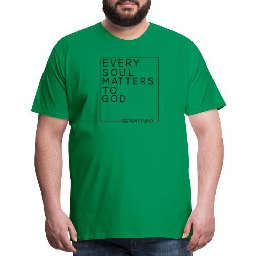 ESMTG Black - Men's Premium T-Shirt