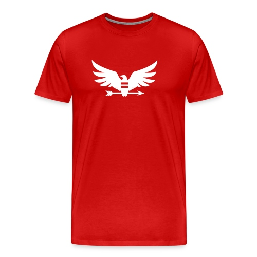 arrowmenred - Men's Premium T-Shirt