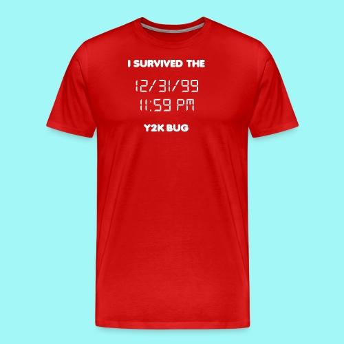 Y2K Bug - Men's Premium T-Shirt