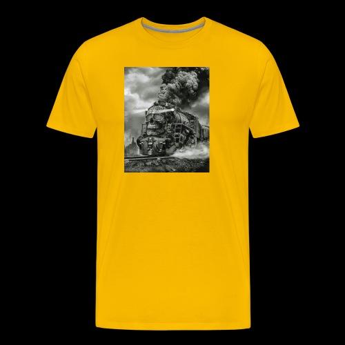 timezone - Men's Premium T-Shirt