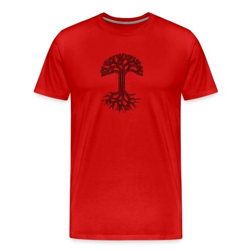 89 Golden State Warriors The Town - Men's Premium T-Shirt