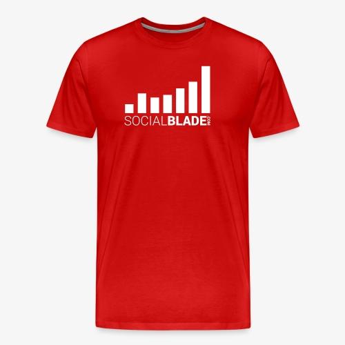 Social Blade - Dark - Men's Premium T-Shirt
