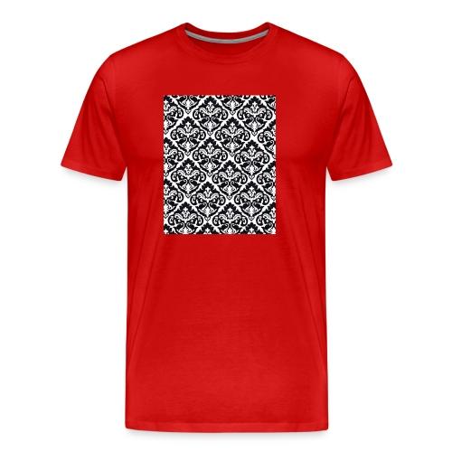 Damask Case - Men's Premium T-Shirt
