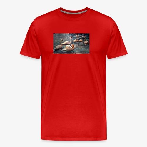 design 3 - Men's Premium T-Shirt