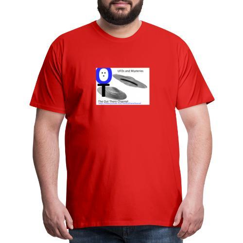 Outthere-UtubeLogo2017 - Men's Premium T-Shirt