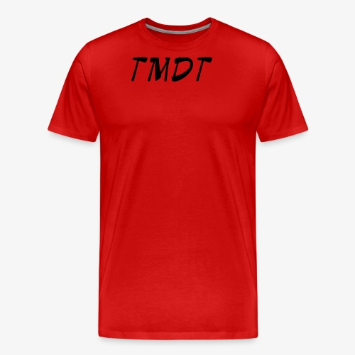 Official TMDT brand logo. - Men's Premium T-Shirt