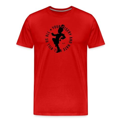 my black parade - Men's Premium T-Shirt