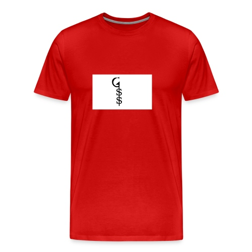 gssmoney - Men's Premium T-Shirt