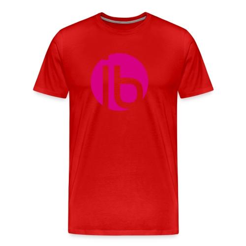 logo_isabelleBrunet - Men's Premium T-Shirt
