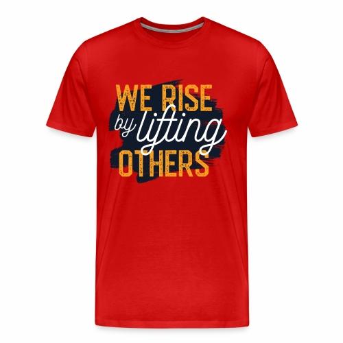 We Rise - Men's Premium T-Shirt