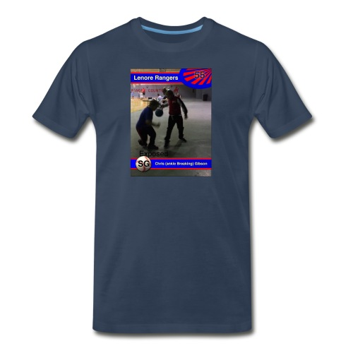 Basketball merch - Men's Premium T-Shirt