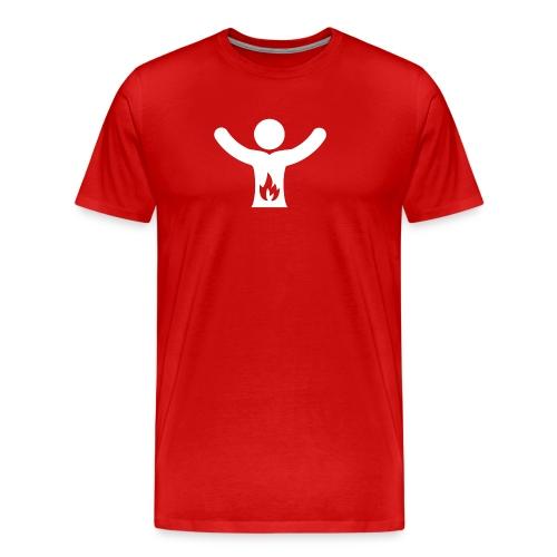 Feu din tripes - Men's Premium T-Shirt