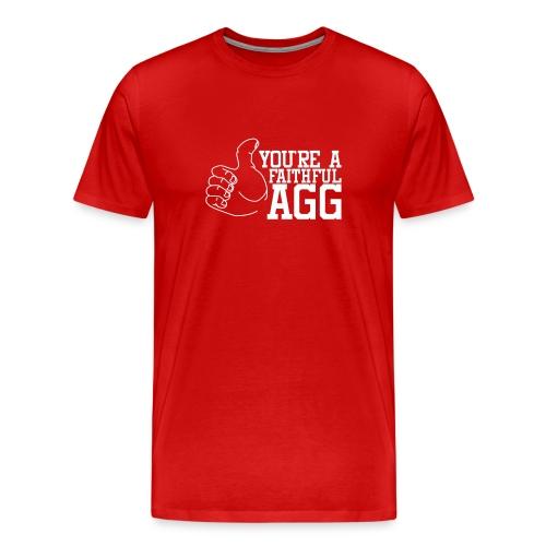 faithfulagg - Men's Premium T-Shirt