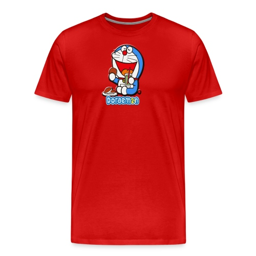 Doraemon Dorayaki - Men's Premium T-Shirt
