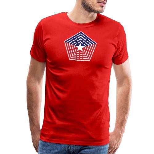 The Pentagon - Men's Premium T-Shirt