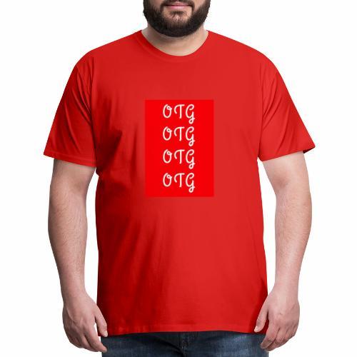 OTG - NOVA - Men's Premium T-Shirt