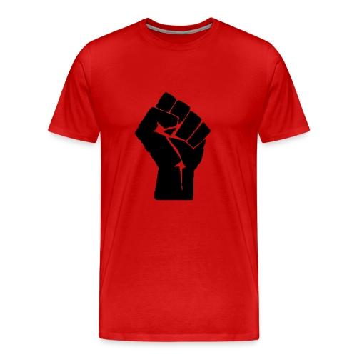 team riot logo - Men's Premium T-Shirt