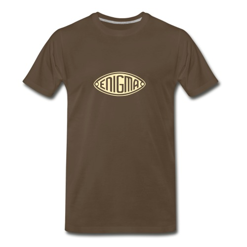 Enigma Machine - Men's Premium T-Shirt