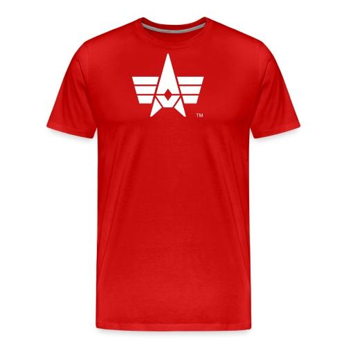 BHK Icon white TM - Men's Premium T-Shirt