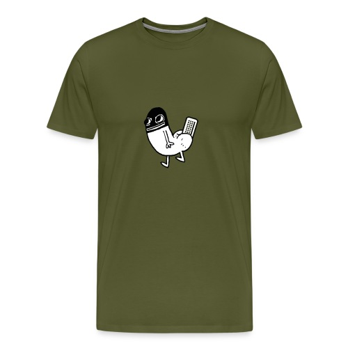 threatbutt - Men's Premium T-Shirt