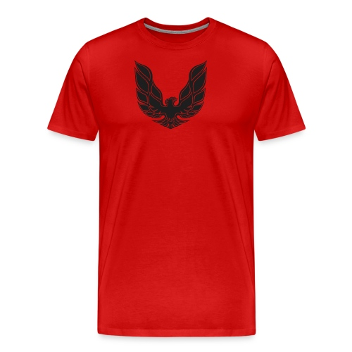 trans am logo - Men's Premium T-Shirt