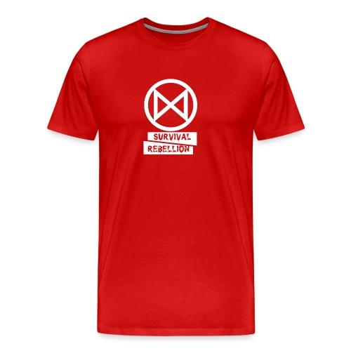Extinction Rebellion - Men's Premium T-Shirt