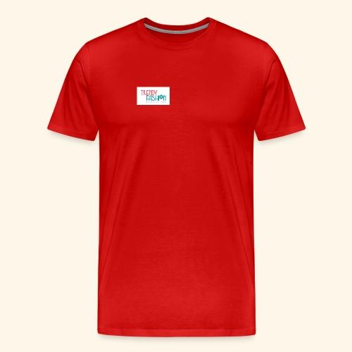 Trendy Fashions Go with The Trend @ Trendyz Shop - Men's Premium T-Shirt