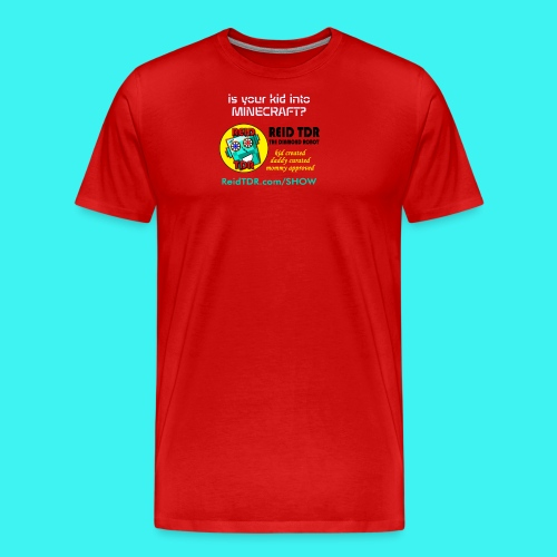 TDR Family Red TShirt - Men's Premium T-Shirt