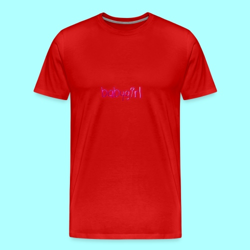 babygirl - Men's Premium T-Shirt