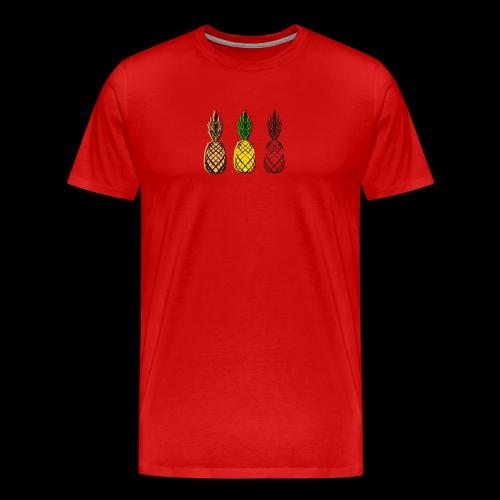 XTL Pineapple - Men's Premium T-Shirt