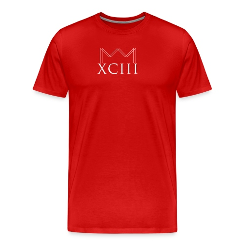 XCIII - Men's Premium T-Shirt
