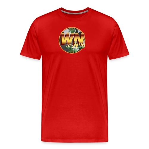 WN420 Power Shield - Men's Premium T-Shirt