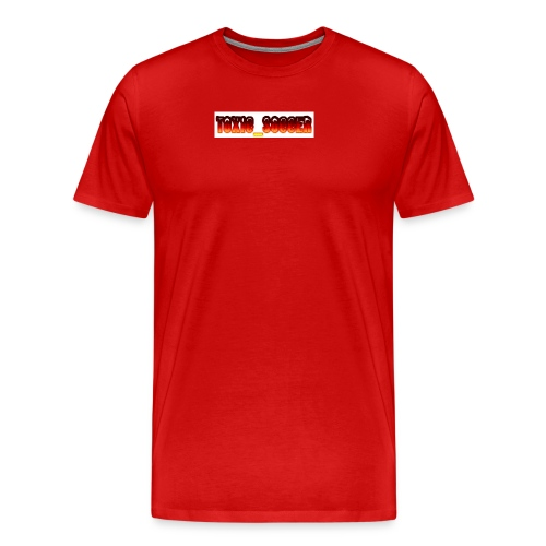 Toxic_Soccer - Men's Premium T-Shirt