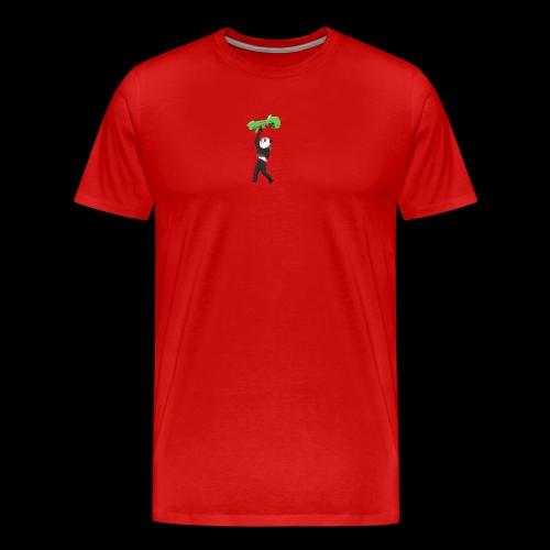 Cool Mine Craft Design - Men's Premium T-Shirt