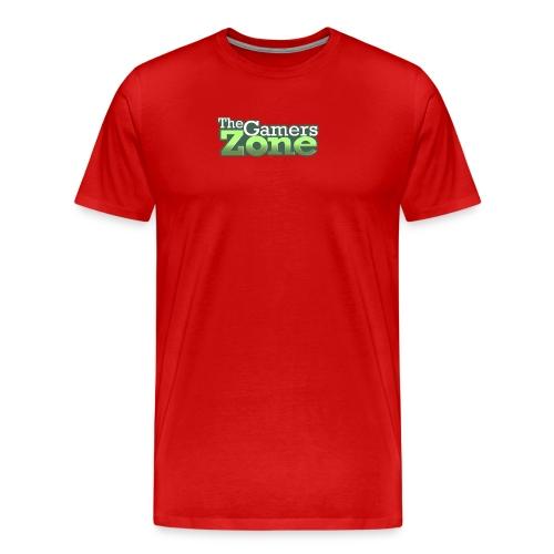 THE GAMERS ZONE - Men's Premium T-Shirt