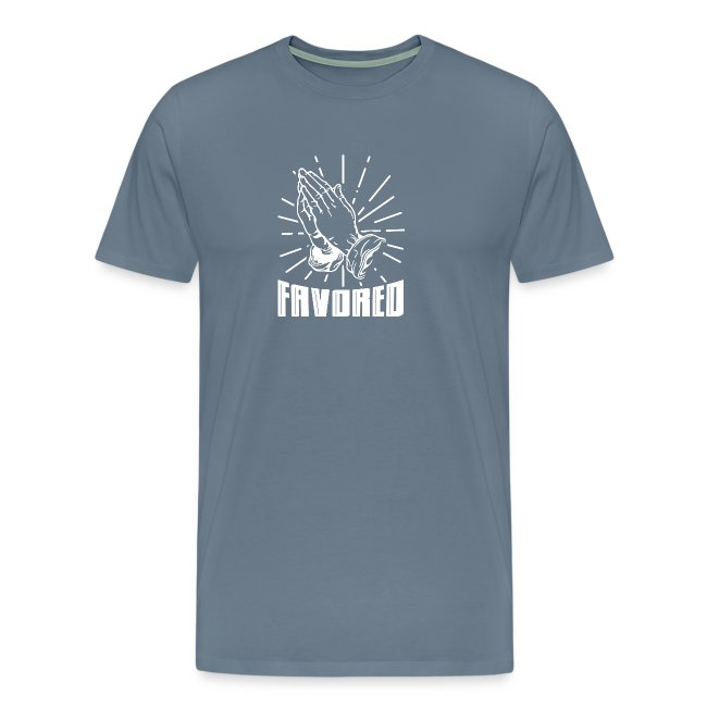 Favored - Alt. Design (White Letters)