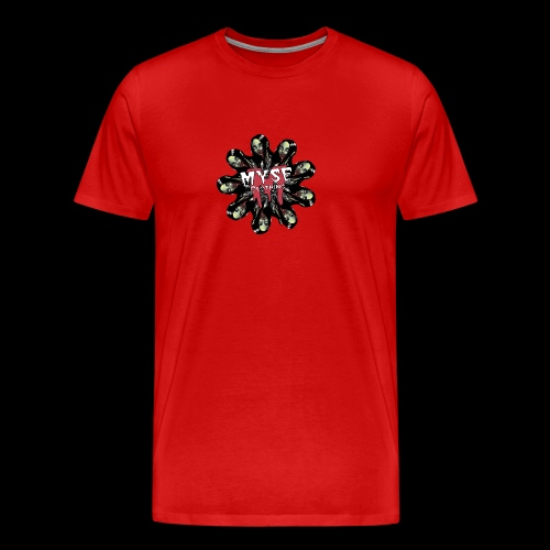 MYSE Clothing - zombie mandala - Men's Premium T-Shirt