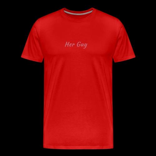 Her Guy - Men's Premium T-Shirt