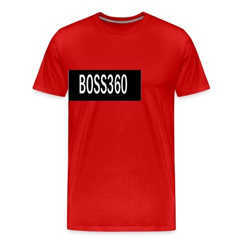 boss titre - Men's Premium T-Shirt