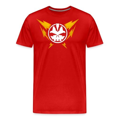 logo clean doom - Men's Premium T-Shirt