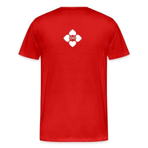 PolySA Logo - Men's Premium T-Shirt