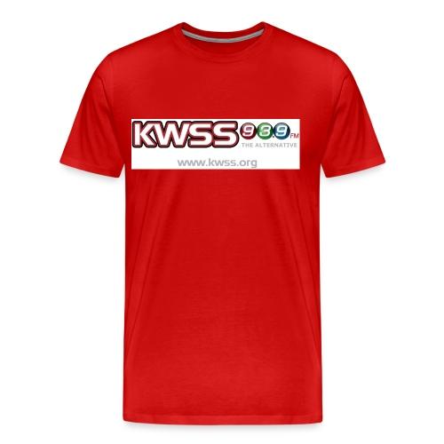 KWSS_939_W_WHT_the_alt - Men's Premium T-Shirt