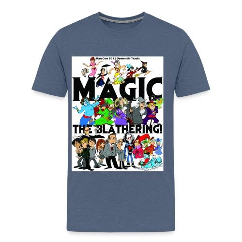 marscon2011tshirtfront - Men's Premium T-Shirt